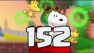 Snoopy Pop Level 152 - Gameplay Walkthrough