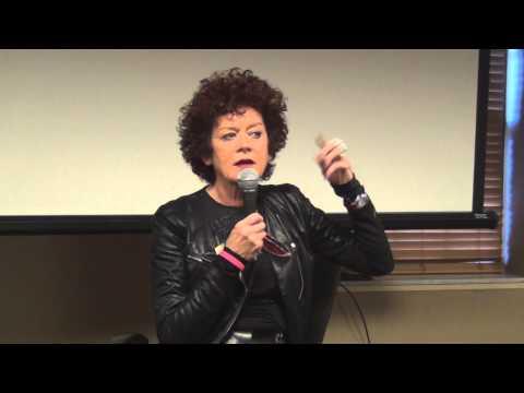 Patricia Quinn at Chiller, April 27, 2013