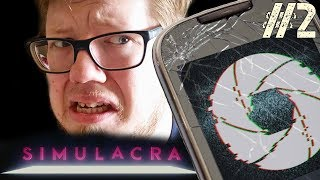 Disturbing Images | Let's Play Simulacra - Part 2