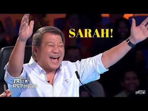 Sarah Geronimo auditions on Pilipinas Got Talent l FANMADE VIDEO