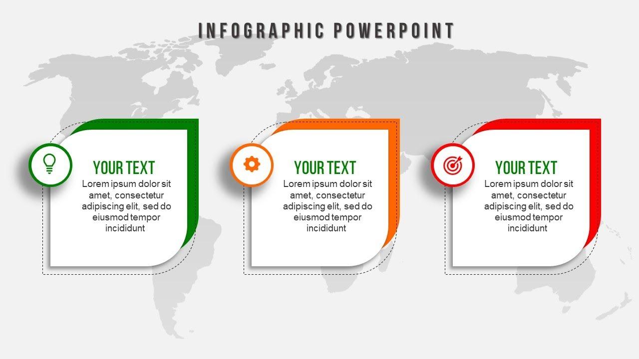 Cách làm Slide Infographic powerpoint đẹp chuyên nghiệp | Trường học PowerPoint