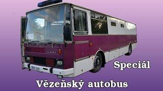Speciál: vězeňský autobus