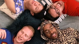 Guys Have A Slumber Party For The First Time