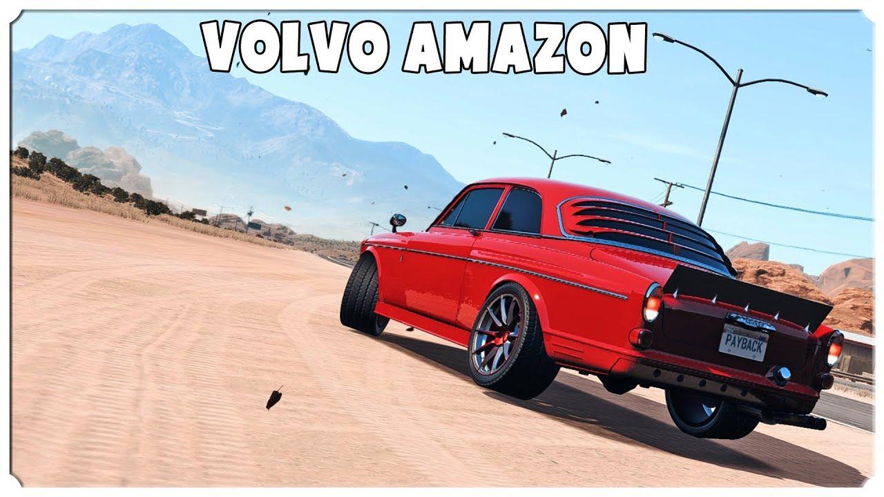 NFS Payback – Najbrzydsze Volvo Amazone!