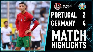 Portugal germany highlight show | euro 2020the football terrace by becoming a member - https://www./channel/ucjoj16pab4l1o8b6i7dgd8q/join ways to ...