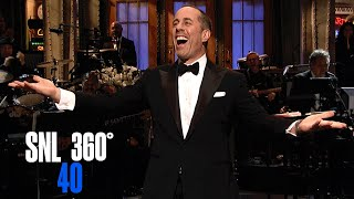 Audience Q&A (360°) - SNL 40th Anniversary Special