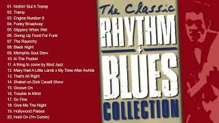 Classic Rhythm And Blues Music Playlist - Rhythm and Blues Best Songs