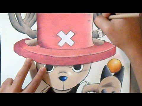 Comment dessiner Tony T. Chopper (One Piece)