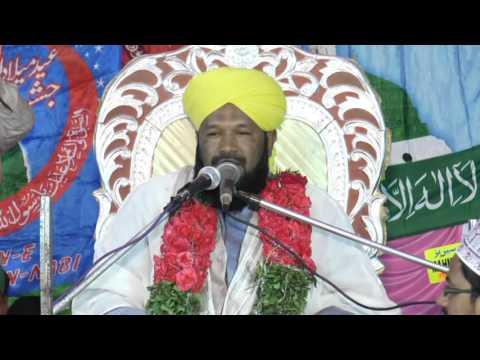 Allama Mohammad Ahmad Naqshbandi - Ganganagar - 30 Jan 2016