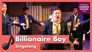 Billionaire Boy - Singalong