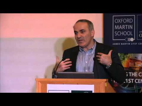 """Reviving the Spirit of Innovation"" by Garry Kasparov"