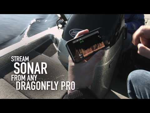 New Dragonfly 4, 5 and Wi-Fish Sonar from Raymarine
