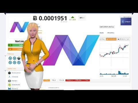 NavCoin $NAV Soars 67% Over the Past 24 Hours