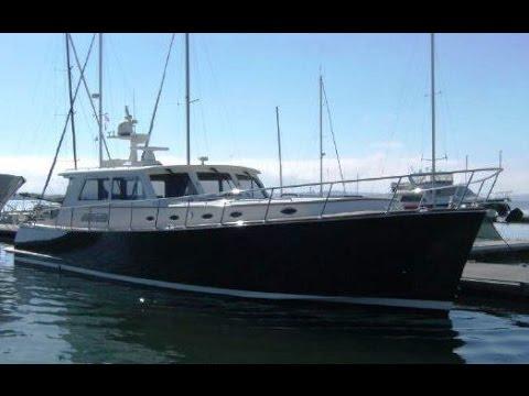 Vicem 58 Jean Marie David Walters Yachts YouTube