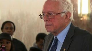 Sanders Worried Over Trump Health Secretary Pick