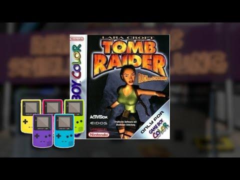 Gameplay : Tomb Raider: Fluch des Schwerts [Gameboy Color]