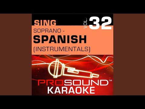 Mi Reflejo (Karaoke Instrumental Track) (In The Style Of Christina Aguilera)