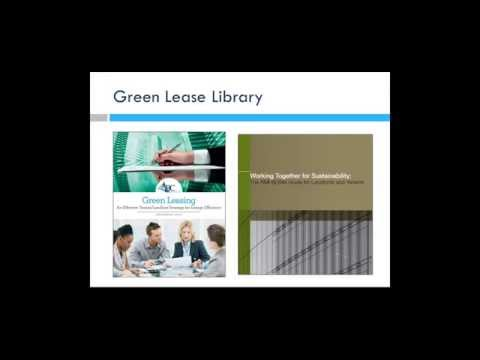 Putting Green Leases Into Action (Webinar)