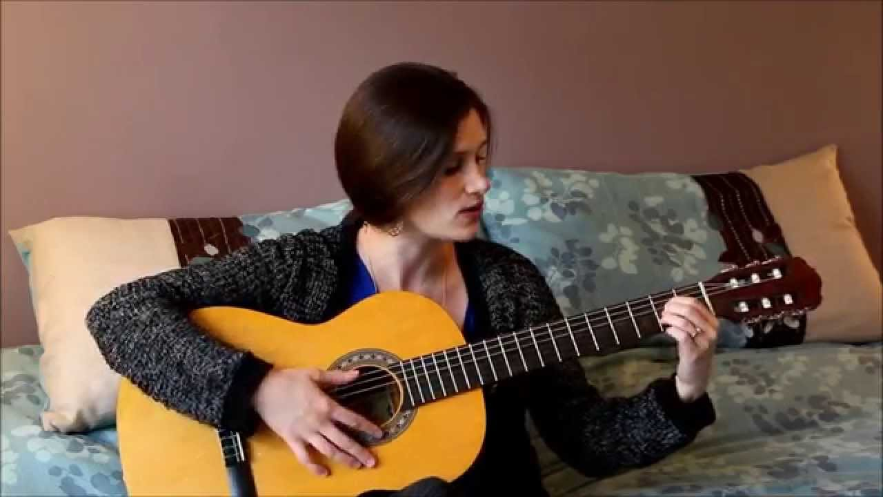 Guitar Tutorial 2 Chord Childrens Songs Youtube