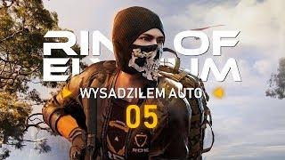 WYSADZIŁEM AUTO - Ring of Elysium (PL) #5 (Gameplay PL)