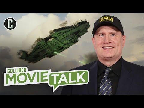 Kevin Feige Refutes Lucasfilm Rumors - Movie Talk