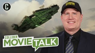 Kevin Feige Refutes Lucasfilm Rumors - Movie Talk