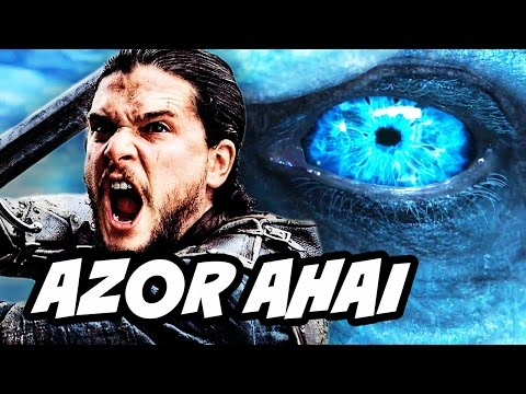 Game Of Thrones Season 7 Azor Ahai Preview and Prince Who Was Promised Explained