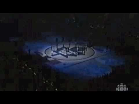 Anne Murray 「The Maple Leaf Forever」 (Last Game @ Maple Leaf Gardens)
