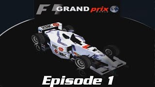 Grand Prix World: Stewart Career Mode - Part 1 - 1998 Pre-Season