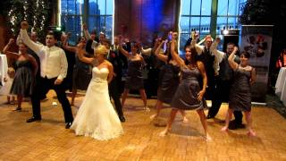 Dirty bit WEDDING flash mob - Black Eyed Peas - The Time (Dirty bit)