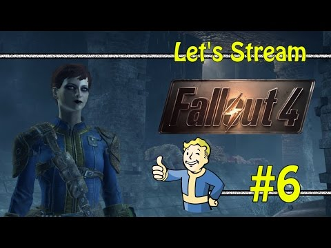 Let's Stream | Fallout 4 | Part 6 - Exploring The Rest of Concord