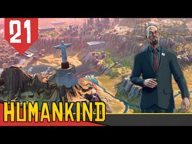 Vitória - Humankind #21 [Gameplay Português PT-BR]
