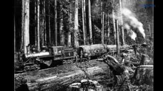 """The Old Log Train""... Hank Williams Sr (Hank"