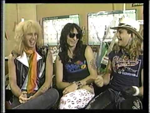David Lee Roth, Steve Vai, Billy Sheehan interview