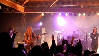 NIGHTWISH - Storytime (in Seattle) First show with Floor Jansen