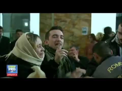 Ion Iliescu, corectat  de Alexandru Alexe la o dezbatere despre Revoluţie Criminalule..