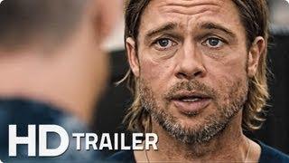 WORLD WAR Z Trailer 2 German Deutsch HD 2013 | Brad Pitt
