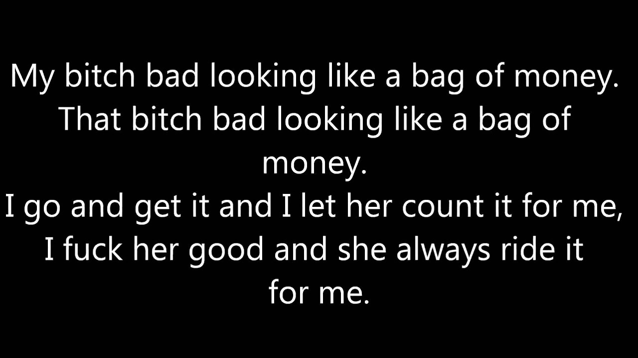 Bag Of Money Paroles Meek Mill Greatsong