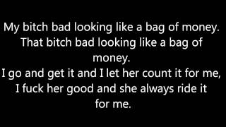 Rick Ross, Meek Mill, Wale Ft T-Pain - Bag Of Money; With Lyrics.