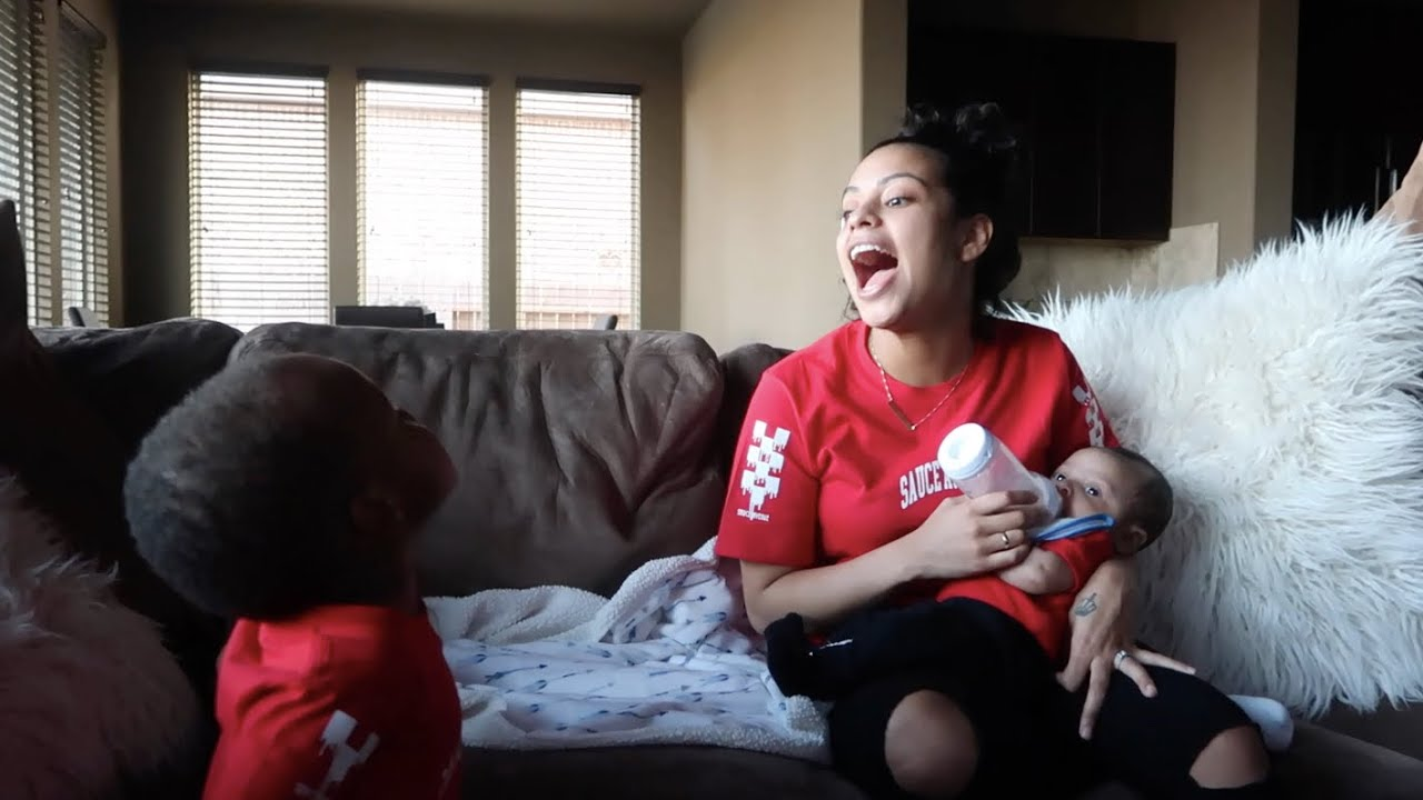 CARMEN AND AYDEN GOT INTO A BAD ARGUMENT! (MUST WATCH)   VLOGMAS DAY 5