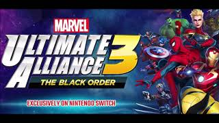 Into the Jungle - Marvel Ultimate Alliance 3 Soundtrack
