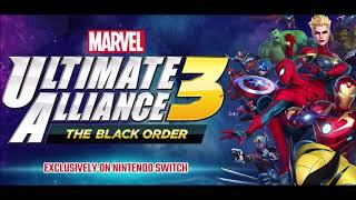 Into the Jungle - Marvel Ultimate Alliance 3 Soundtrack