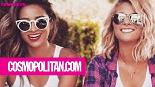 7 Rules for Being a Perfect BFF with Shay Mitchell | Cosmopolitan