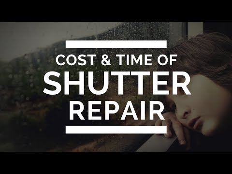 What is the Time and Cost of Camera Shutter Repair?