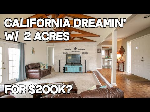 California style house, sunken living room, rambler house vs ranch house