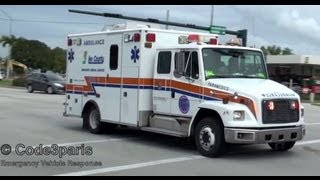 Lee County EMS Ambulance Medic 37