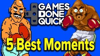 5 Best Moments of AGDQ 2018 [Awesome Games Done Quick]