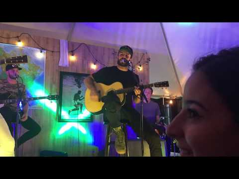 20170623 Sam Hunt VIP House Party Experience - Gilford, NH
