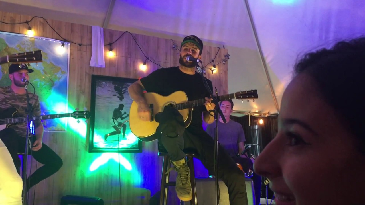 20170623 Sam Hunt VIP House Party Experience   Gilford, NH