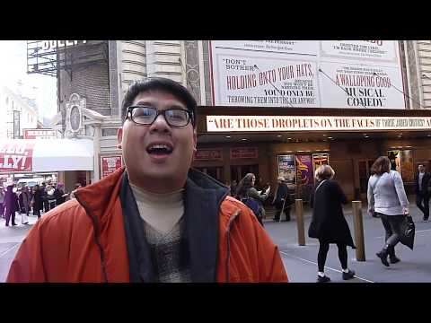 Edwin on the revival of Hello Dolly! starring Bernadette Peters